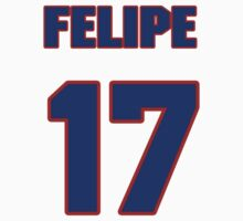 National baseball player Felipe Alou jersey 17 by imsport