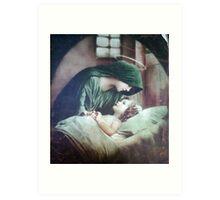 Motherhood Art Print