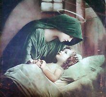 Motherhood by JoAnnFineArt