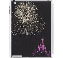 Cinderella's Castle at Night iPad Case/Skin