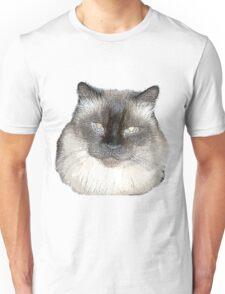 Siamese/Himalayan Cat Unisex T-Shirt