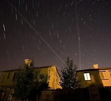 My 1st Star Trail Attempt by Ben Pacificar