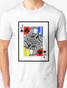JACK OF SPADES-COLOUR T-Shirt