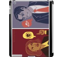 Partners iPad Case/Skin