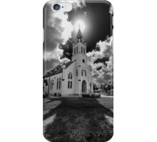 Painted Churches of Schulenburg, Texas iPhone Case/Skin