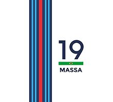 F1 2014/15 - #19 Massa [simple version] by loxley108
