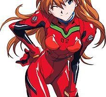 Asuka Shikinami Evangelion 3 by Morenower