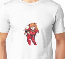 Asuka Shikinami Evangelion 3 Unisex T-Shirt