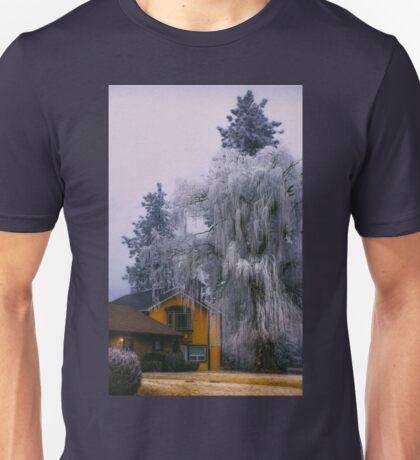 Frozen Willow Unisex T-Shirt