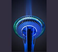 Space Needle, Seattle Washington, USA T-Shirt