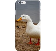 Youthful Duck iPhone Case/Skin