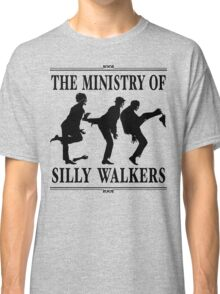 The Ministry of Silly Walkers Classic T-Shirt