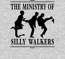 The Ministry of Silly Walkers Unisex T-Shirt