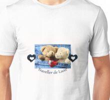 Traveller de Luxe  Unisex T-Shirt
