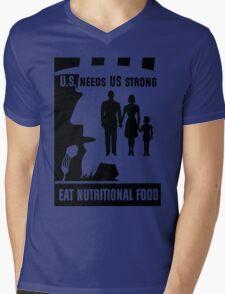EAT NUTRITIONAL FOOD T-Shirt