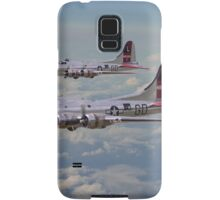B17- 381st Bomb Group en-route Samsung Galaxy Case/Skin