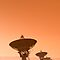 VLA (Very Large Array) of the National Radio Astronomy Observatory. by Alan Copson