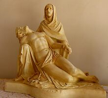 17th Century Pietà by Trish Meyer