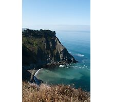 Pacific Cliff Photographic Print