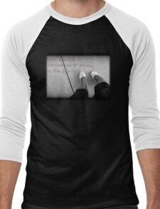 Shoes Men's Baseball ¾ T-Shirt