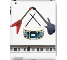 Band! iPad Case/Skin