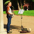 Street Music by Beckluv
