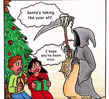 The Naughty List by Jez Sellers