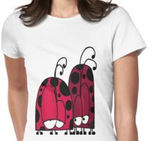 Unrequited Love Womens Fitted T-Shirt