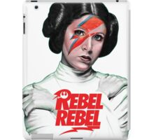 Rebel Rebel Leia iPad Case/Skin