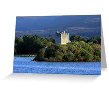 Ross Castle - Killarney - Ireland Greeting Card