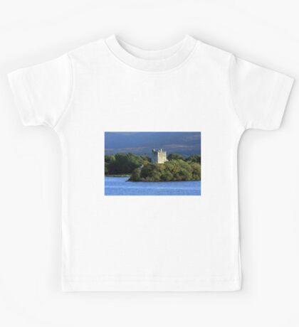 Ross Castle - Killarney - Ireland Kids Tee