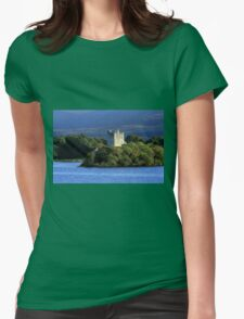 Ross Castle - Killarney - Ireland Womens Fitted T-Shirt