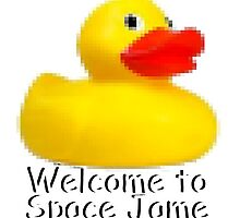 space jame welcome by roxylalonde