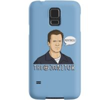 The janitor Samsung Galaxy Case/Skin