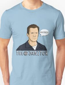 The janitor T-Shirt
