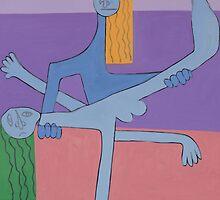 DANCE ME TO THE END OF LOVE by Daniel Burtea