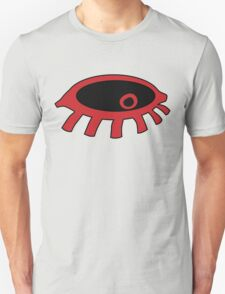 Eye of Sauron from animated feature T-Shirt