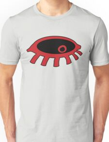 Eye of Sauron from animated feature Unisex T-Shirt