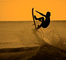 surfing aerialist by JimmyEmms