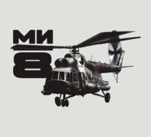 Mi-8 by deathdagger