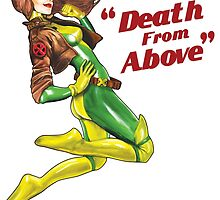 Death from Above by lekashop