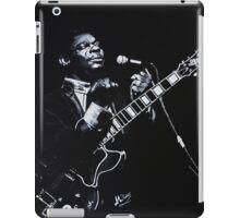 The Blues of BB King iPad Case/Skin