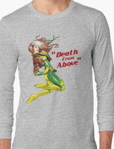 Death from Above Long Sleeve T-Shirt