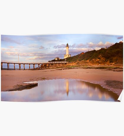 Point Lonsdale Panorama Poster
