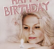 Happy Birthday;  by istoleanimpala