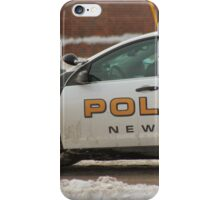 Newtons Finest on Patrol iPhone Case/Skin
