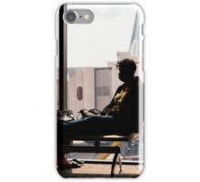 Waiting iPhone Case/Skin