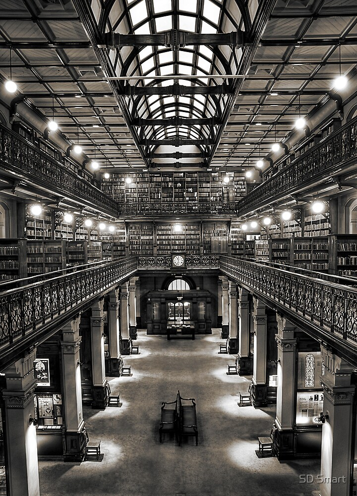 Mortlock Library by SD Smart