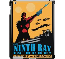 The 9th Ray Is Here!  iPad Case/Skin