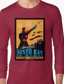 The 9th Ray Is Here!  Long Sleeve T-Shirt